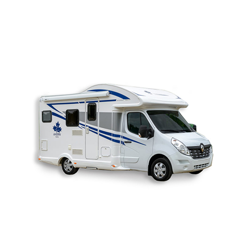 AHORN CAMP T 660 PLUS (2019)