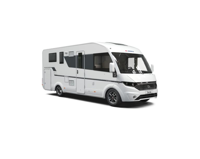 ADRIA SONIC 600 SC (2021)